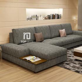 Sofa góc nỉ T001