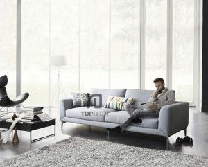 Sofa văng nỉ Hàn Quốc T023 ,4