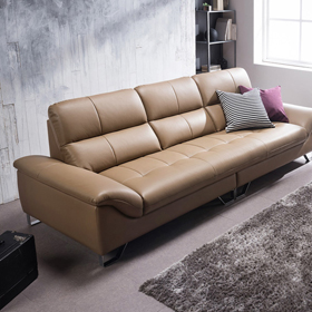 Sofa văng da T004