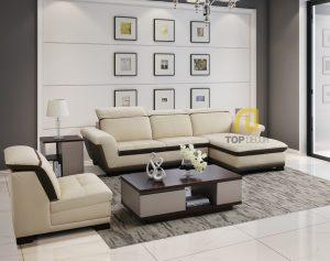 Sofa văng da T009 ,4