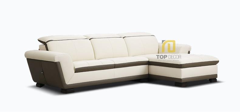 Sofa văng da T009 ,2