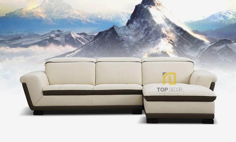 Sofa văng da T009 ,1