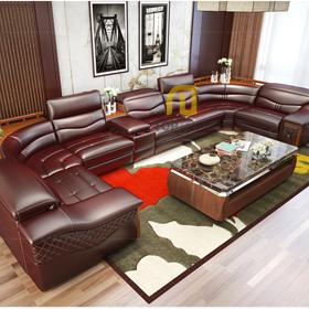 Sofa gỗ Sồi T017