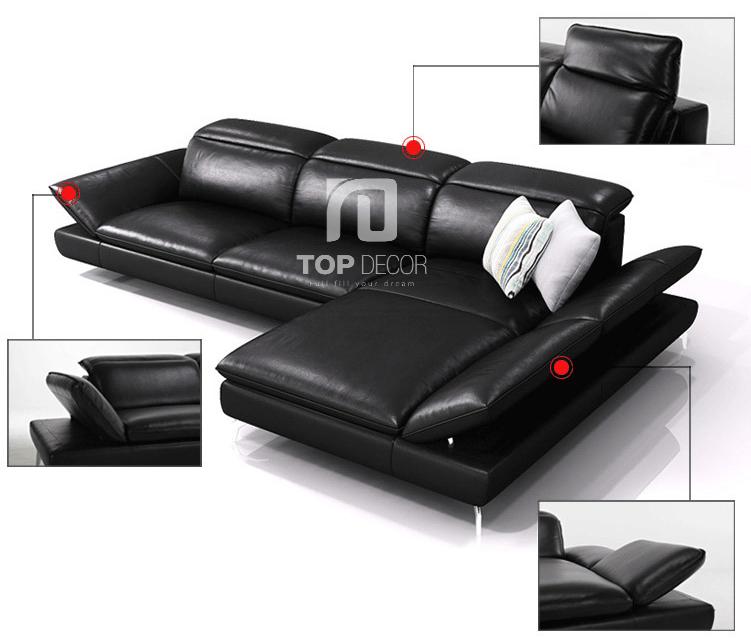 Sofa gỗ Sồi T018 ,3