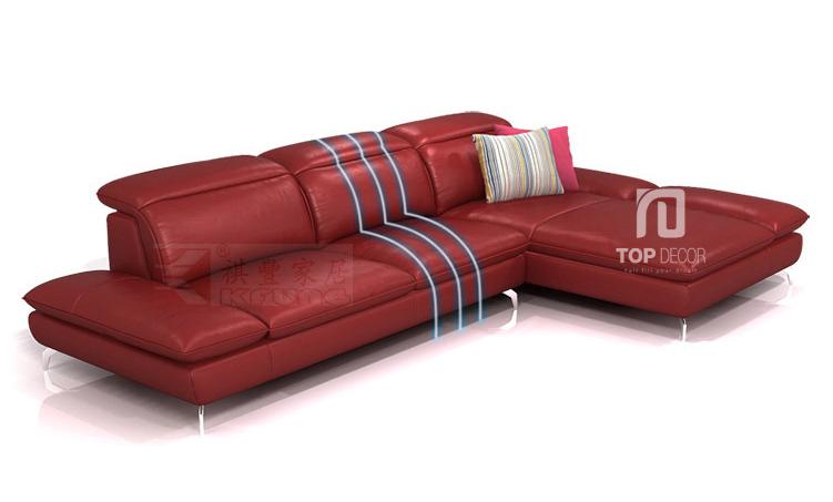 Sofa gỗ Sồi T018 ,4