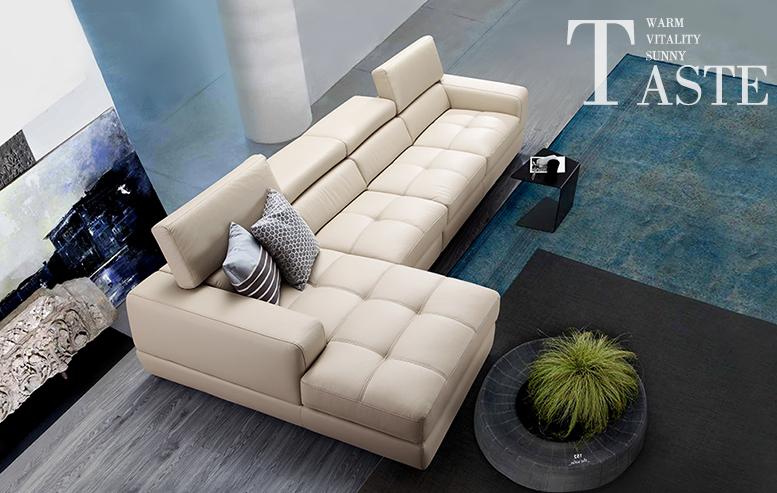 Sofa gỗ Sồi da Hàn Quốc T016 ,4