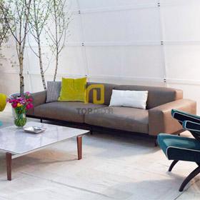 Sofa gỗ Sồi Nga T020