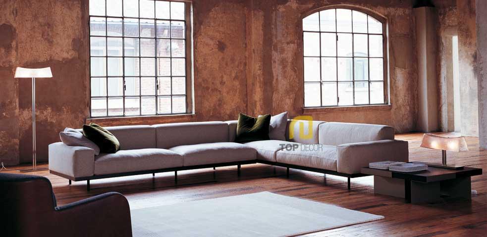 Sofa gỗ Sồi Nga T020 ,2