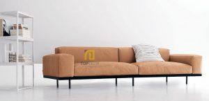 Sofa gỗ Sồi Nga T020 ,5