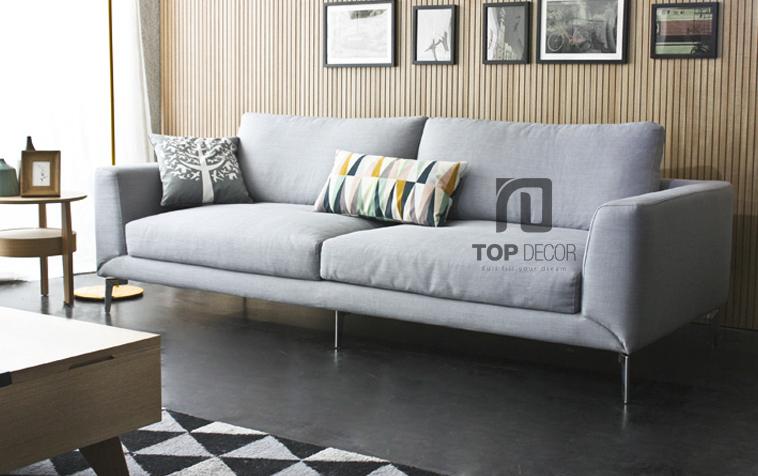 Sofa văng nỉ Hàn Quốc T023 ,5