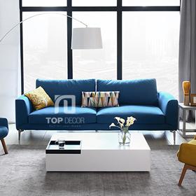 Sofa văng nỉ Hàn Quốc T023