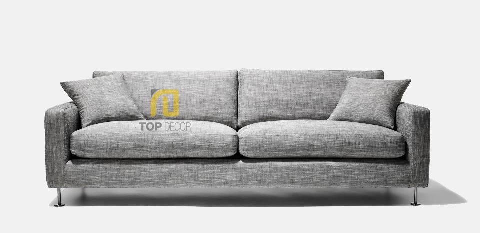 Sofa văng nỉ T012 ,1