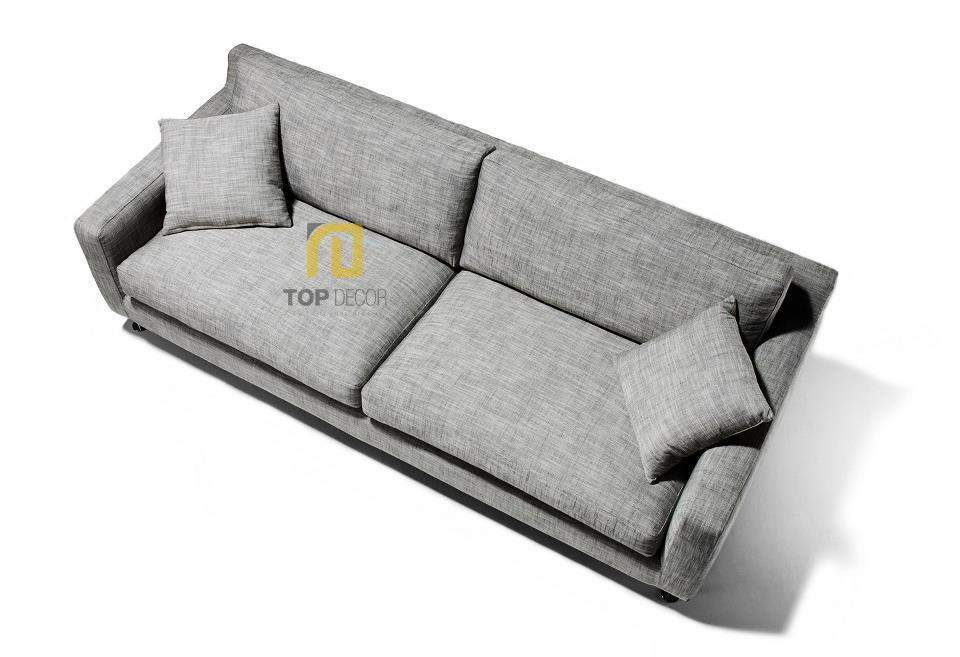 Sofa văng nỉ T012 ,3