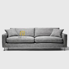 Sofa văng nỉ T012