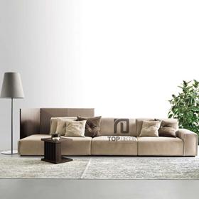 Sofa văng nỉ Hàn Quốc T026