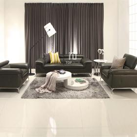 Sofa da Hàn Quốc khung gỗ Sồi T005