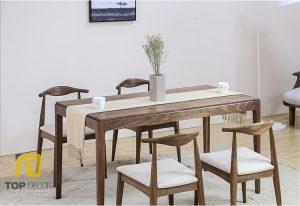Bộ bàn ăn TB003 ,3