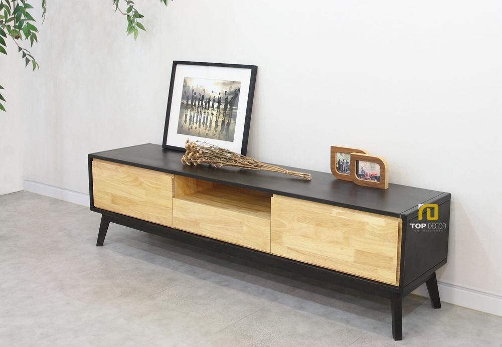 Kệ tivi gỗ phòng khách T404 ,3