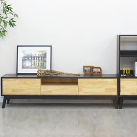 Kệ tivi gỗ phòng khách T404