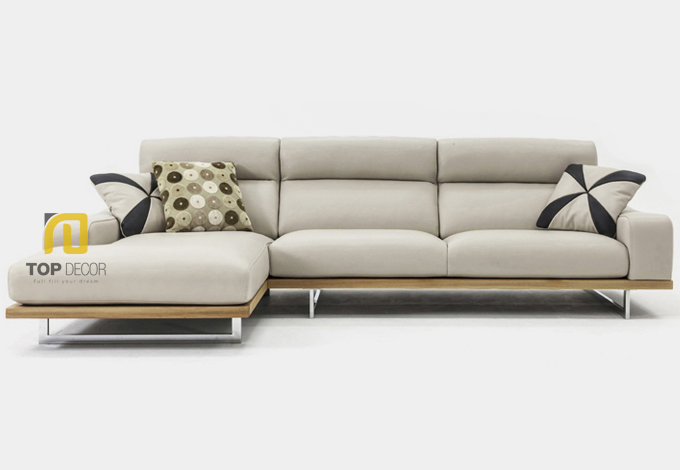 Sofa da góc Hàn Quốc T029