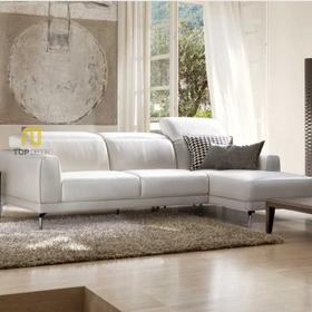 Sofa da góc Hàn Quốc T037