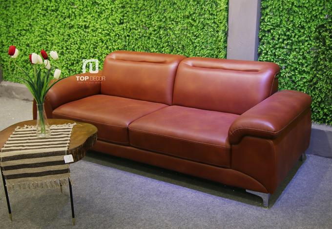 Sofa văng da T036