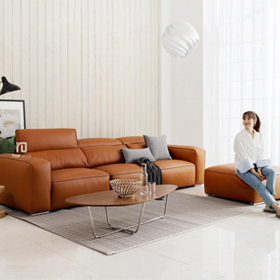 Sofa văng da Hàn Quốc T031