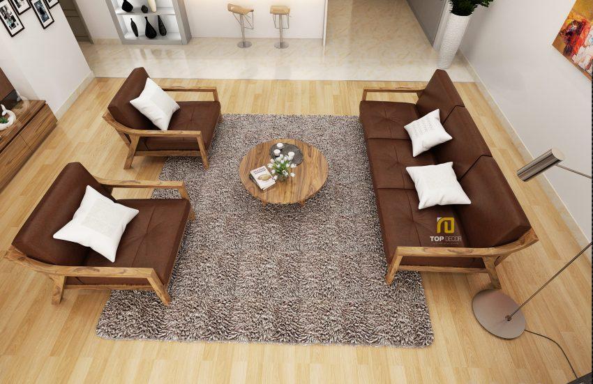 Bàn trà hình tròn và những thiết kế đẹp cho ngôi nhà của bạn thêm hoàn mỹ.