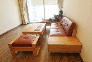 Sofa gỗ tay hộp T147 ,4