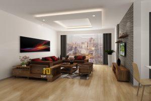 Sofa gỗ chữ U T158 ,3