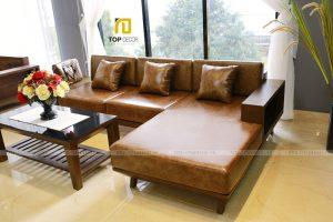 Sofa gỗ T142 ,5