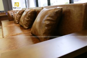 Sofa gỗ T142 ,2