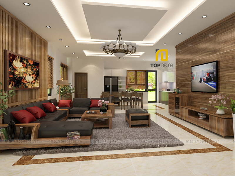 Sofa gỗ T161 ,4