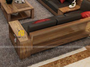 Sofa gỗ T161 ,2