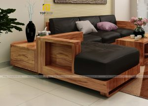 Sofa gỗ T162 ,2