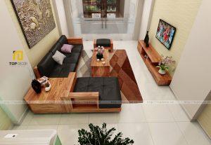 Sofa gỗ T162 ,1