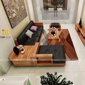 Sofa gỗ T162