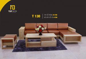 Sofa gỗ hiện đại T130 ,1