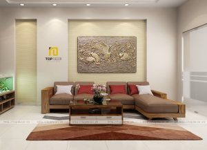 Sofa gỗ cao cấp T167 ,1
